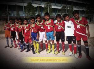 Pasukan Bola Sepak SKPTD